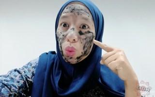 Scrub Mask Arang