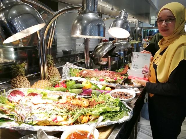 Masakan Bonda Ramadan Buffet Di Dorsett Kuala Lumpur
