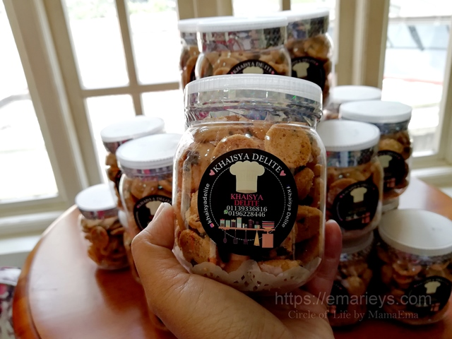 Cookies by Khaisya Delight