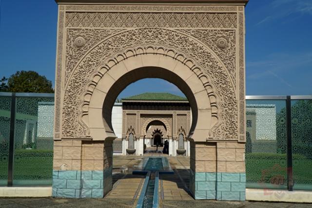 Morocco Pavilion Putrajaya