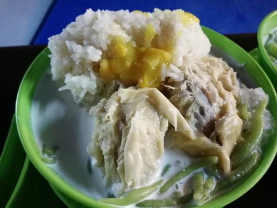 Keranamu Cendol Durian
