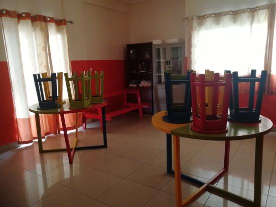 international school in conakry - The Classrom