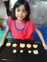 Cookies making class