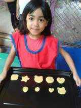 Cookies making class