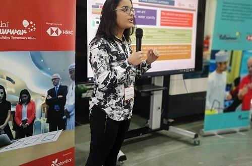 Tatawwar 2020 / 2021 puts the spotlight on high school students as the next social innovators