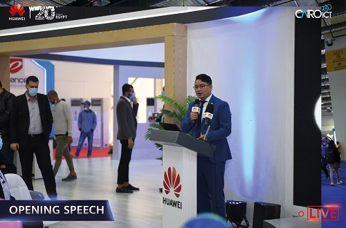 Huawei releases the CloudCampus 2.0 Solution in Egypt
