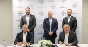 أتفاقية بين شركة باير وشركة ابن سينا فارما لتعزيز تواجد منتجات الشركة في مصر