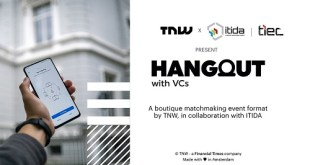 ITIDA Partners with ' The Next Web ' to Host ' Hangout with VCs ' Matchmaking Event with Egyptian Tech Startups