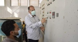سعد الحمادي: سنبدء التجارب بمشروع الصرف الصحي المتكامل بمنفلوط تمهيدا للتشغيل التجريبي له أول مايو المقبل