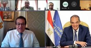 وزارة الاتصالات تتعاون مع وزارة التعليم العالى لإنشاء مركز إبداع مصر الرقمية داخل حرم جامعة الزقازيق