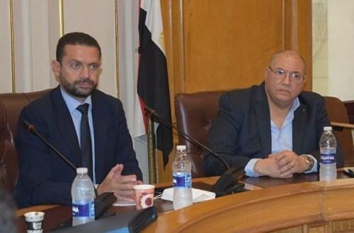 عقد اجتماعا طارئا لمناقشة مطالب المستوردين في قطاع شعبة الاقتصاد الرقمي