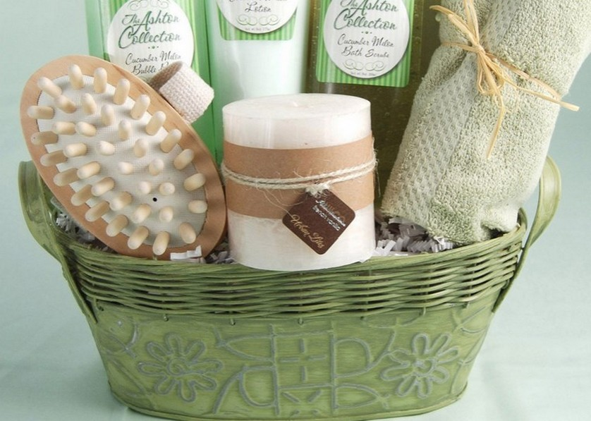 Wedding Gift Baskets For Bride