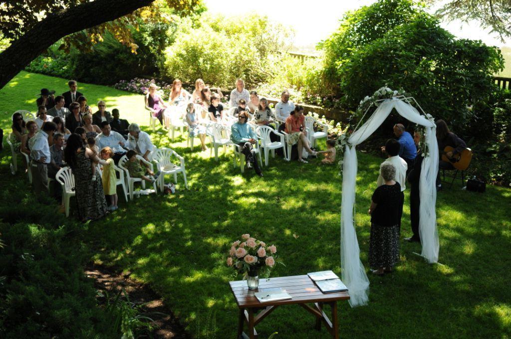 Outdoor Small Wedding Ideas