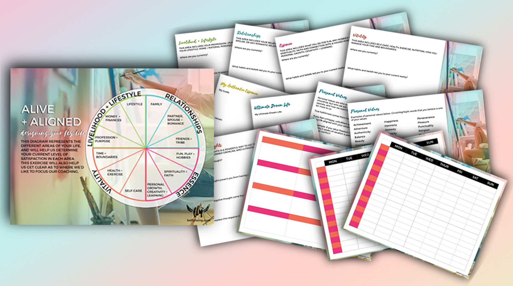 A A Worksheets Spread1