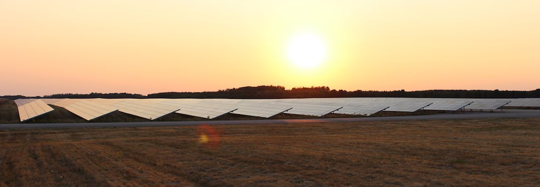 Solar array O&M