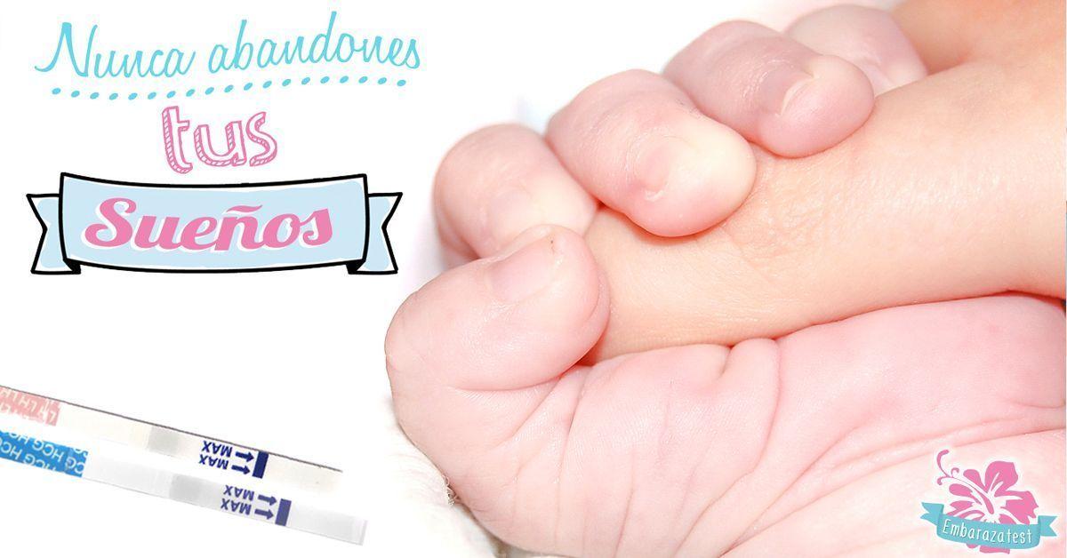 test de embarazo y ovulacion embarazatest - nunca abandones tus sueños
