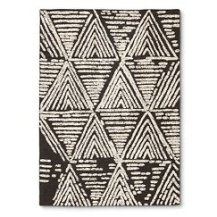 Nate Berkus Raised Geometric Rug- $127-$255