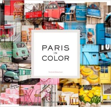 Paris in Color Book- $14