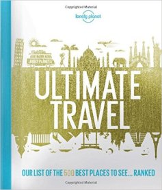 Ultimate Travel Book- $17