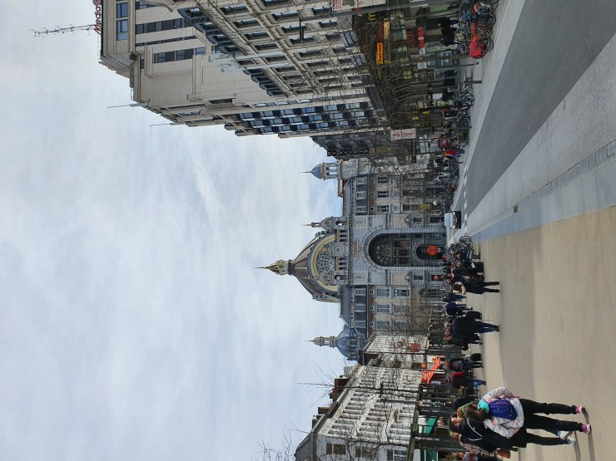 Gare d'Anvers 1