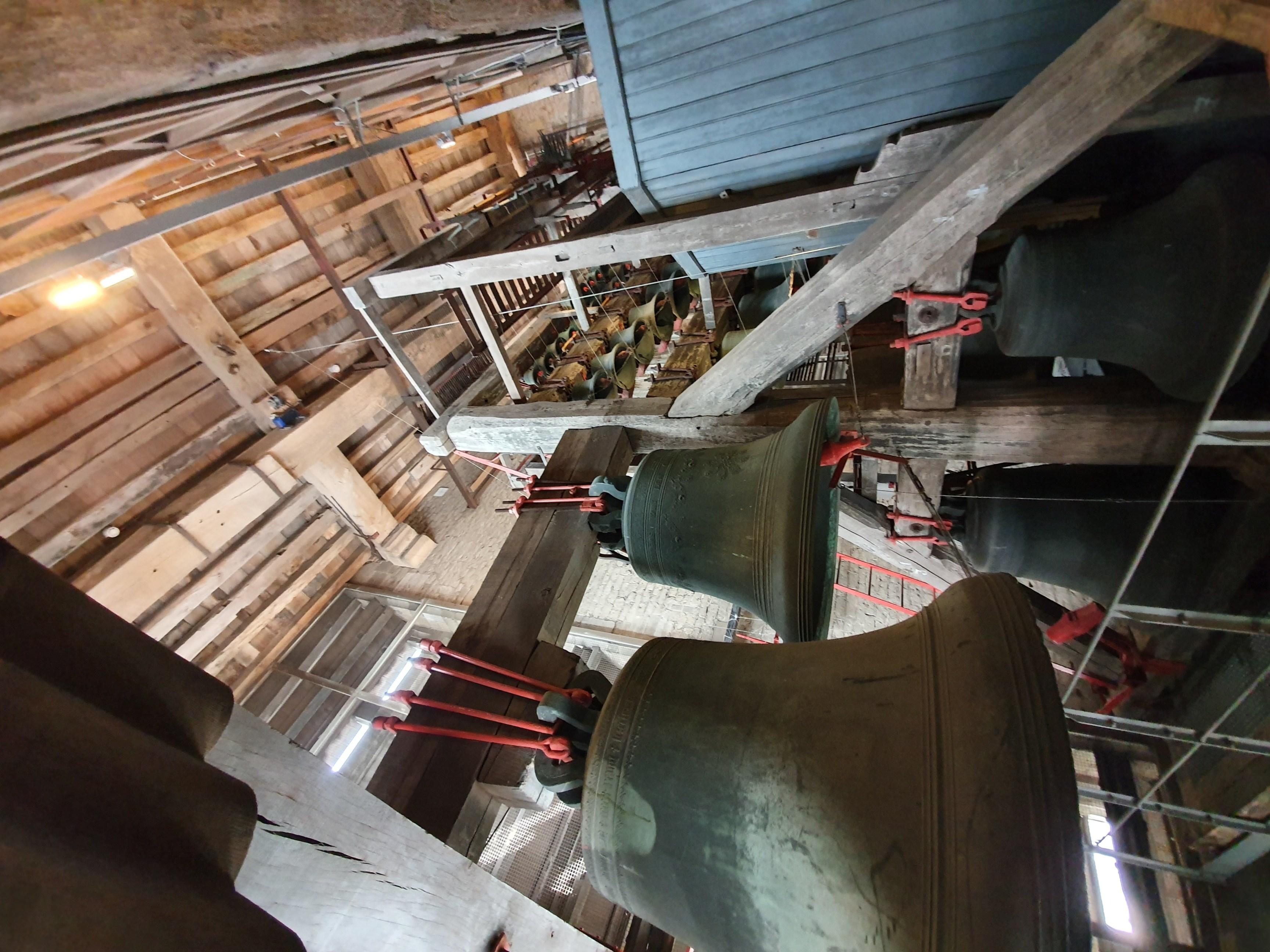 La chambre du nouveau carillon
