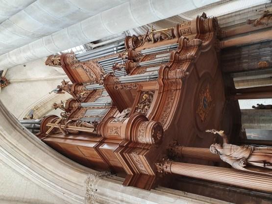 L'orgue de la Cathédrale de Saint-Omer