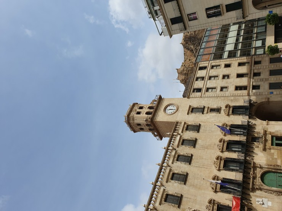 Mairie d'Alicante