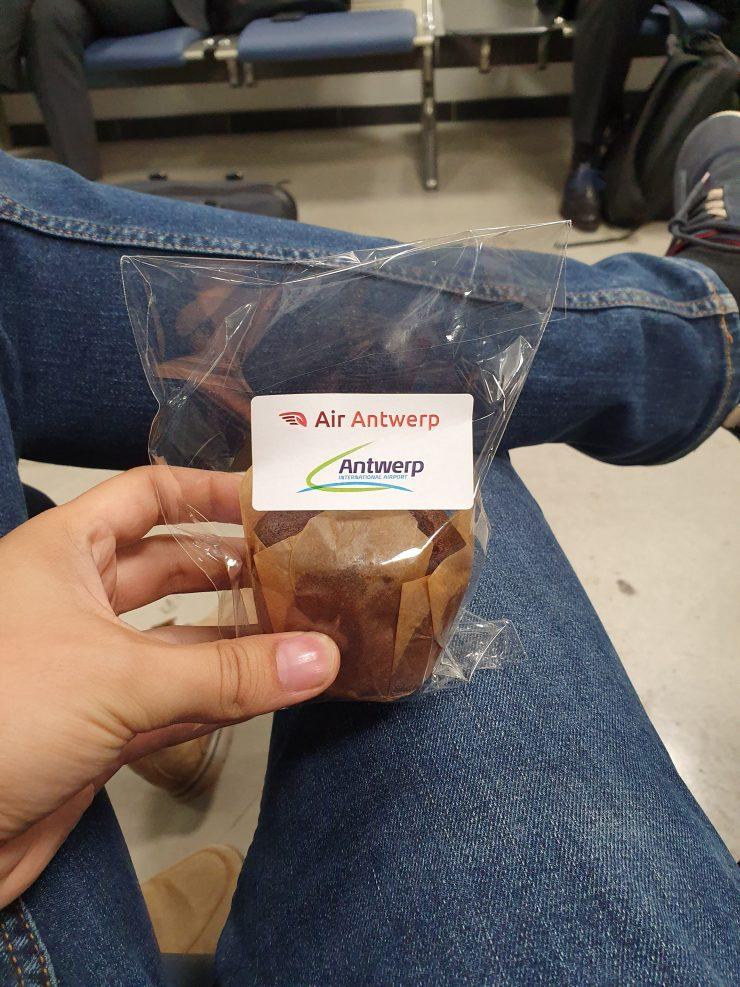 Muffin Air Antwerp