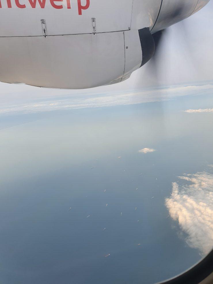 Air Antwerp - Éoliennes