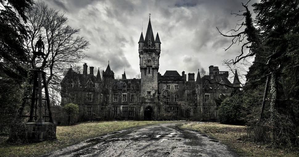 lugares de terror