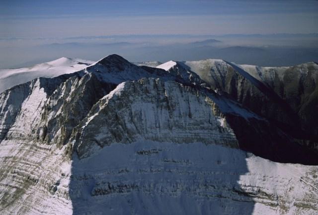 montanhas sacras