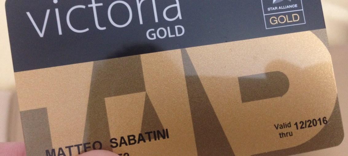 tap victoria gold