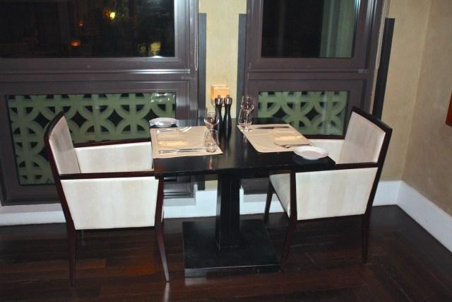 segreto restaurante dubai