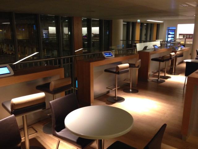 Sala Vip AirFrance no Aeroporto Charles De Gaulle em Paris