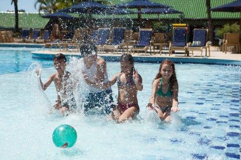 Venha curtir as férias no Infinity Blue!