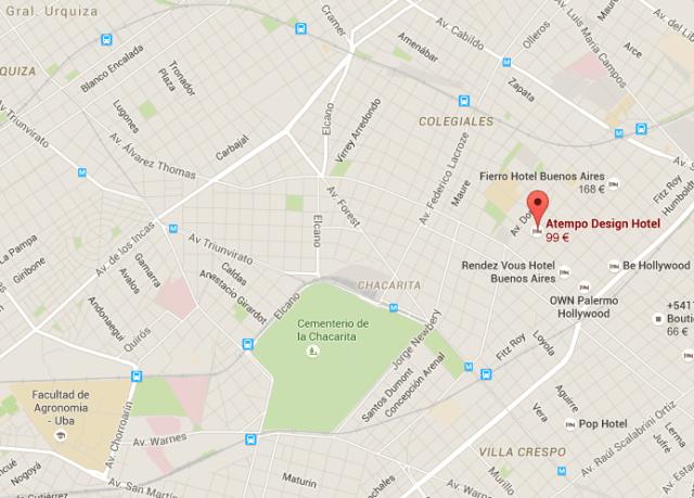 Avaliação do Atempo Design Hotel em Buenos Aires