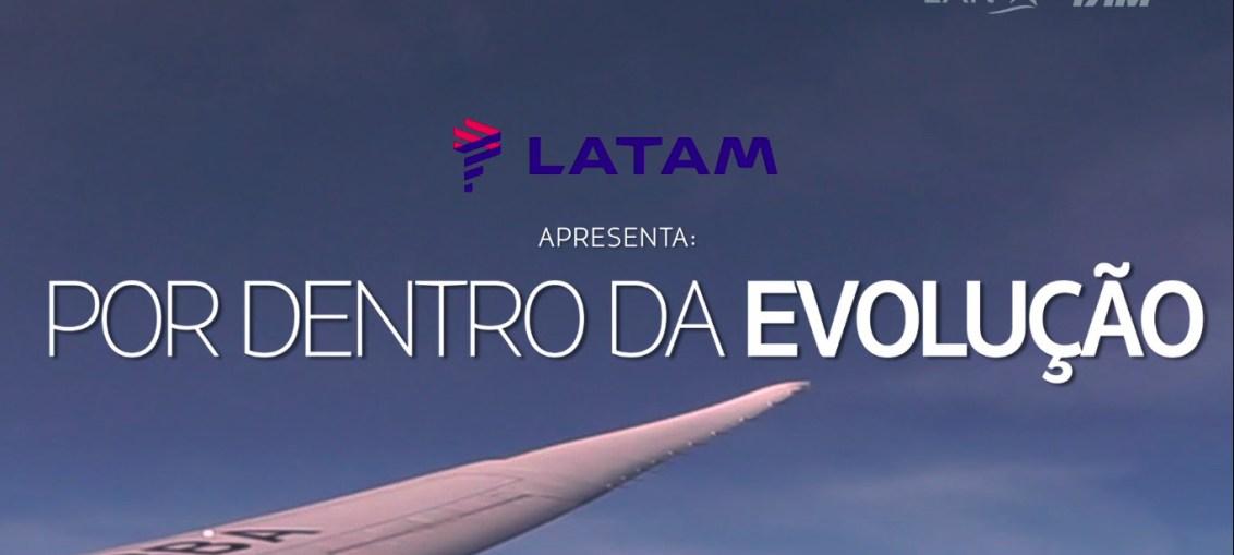 TAM e LAN apresentam seu processo de evolução para a marca LATAM
