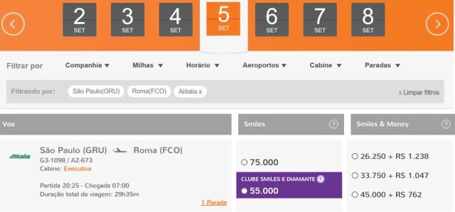 OBA! Viajar para a Europa em classe executiva por R$1.960 ida e volta