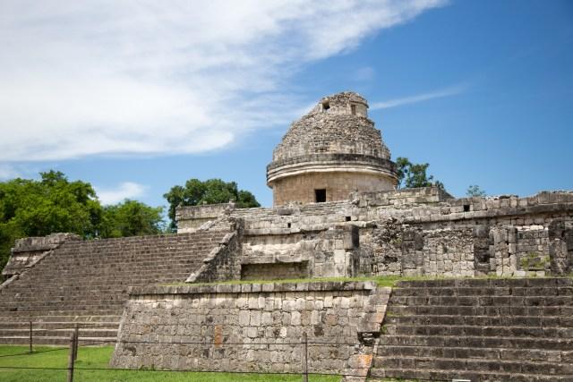 Passeio em Chichén Itza, Cenote Ik Kil e Valladolid