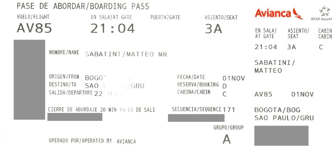 6 motivos para NÃO postar as fotos dos seus cartões de embarque