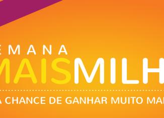 Smiles lança Semana Mais Milhas com superpromoções diárias