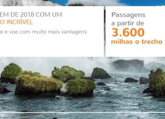 Smiles oferece passagens GOL nacionais para 2018 a partir de 3.600 milhas