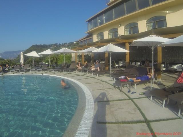 Grand Hotel Due Golfi em Sorrento, Itália