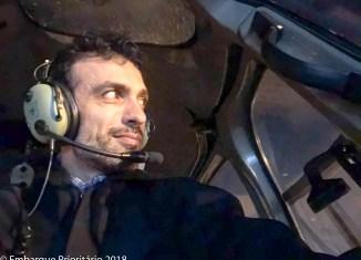 Como é voar de helicóptero com a Voom?