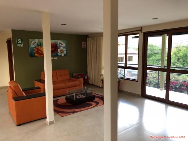 Hotel Sol Natura em Ollantaytambo, Peru