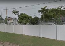 Location of German Embassy in Ghana