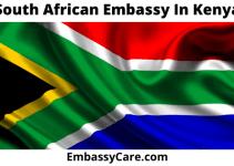 South Africa Embassy in Kenya