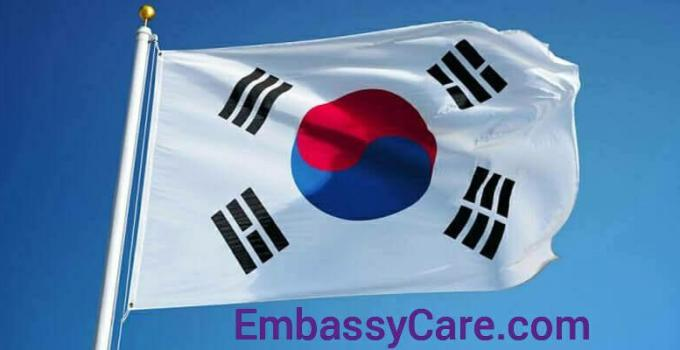South Korea Embassy Ghana