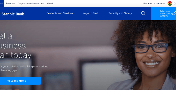 List of Stanbic Bank Branches in Ghana – Location, Contacts, & Working Hours