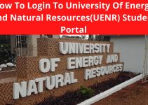 Login To University of Energy And Renewable Resources (UENR) Student Portal – Learn How To Access Your Account on The Portal